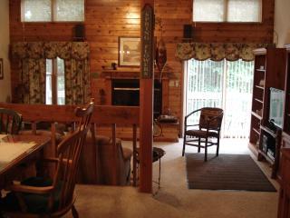 Executive Bear Retreat: Indoor Pool Spa HDTV WiFi - Shawnee on Delaware vacation rentals