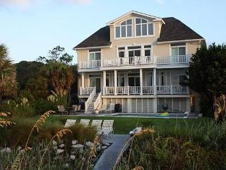 95 Dune Fabulous 6 BR 6.5BA Oceanfront Masterpiece - Hilton Head vacation rentals