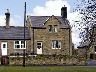 LIME TREE COTTAGE, family friendly, character holiday cottage, with a garden in Chatton Near Wooler, Ref 6803 - Berwick upon Tweed vacation rentals