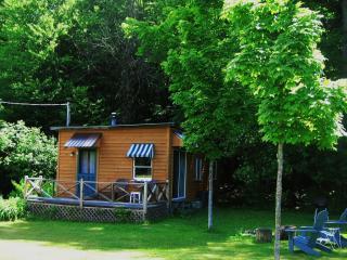cozy, private  cabin in beautiful Adirondack valley - Ticonderoga vacation rentals