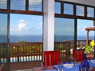 Amazing Ocean views at Villa Mar de Amores - Saint John vacation rentals