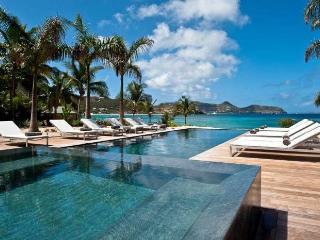 Luxury 5 bedroom Lorient villa. Beach access and snorkeling in front of villa! - Marigot vacation rentals