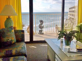 Relax in Living Room and watch pelicans glide by - Panama City Beach vacation rentals