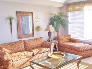 Beautiful, private 2nd floor, beach front 4br/3ba - Panama City Beach vacation rentals