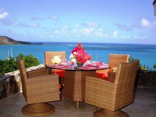 Christa Villa - Virgin Gorda vacation rentals
