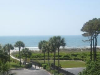 Balcony View - 341 Seaside Villas - Forest Beach - rentals