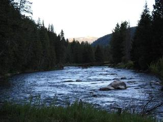 Gallatin River Cabin, Big Sky, MT 59716 - West Yellowstone vacation rentals