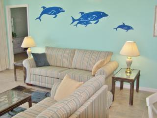 Beach Front 2nd Floor Corner Unit at the Dancing Dolphin - Panama City Beach vacation rentals