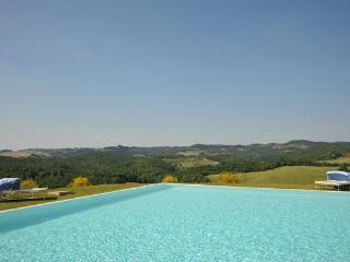 Set in a landscape of gentle Tuscan hills and wide valleys, this is  great villa for exploring Tuscany. HII CSN - Castelfiorentino vacation rentals