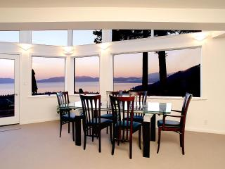 Spectacular Lake Tahoe View Contemporary Home - Alpine Meadows vacation rentals