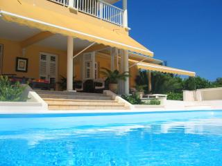 Luxury villa official rating 5*,sea view 180°,pool - Le Vauclin vacation rentals