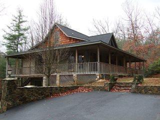 Paradise Hills Resort & Spa ~ Cat's Meow Cabin - Blairsville vacation rentals