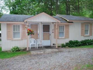 A Mountain Creek Splendor 2B/R, 2 B/R - Maggie Valley vacation rentals