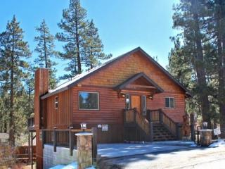 Evening Breeze Cabin a Big Bear Vacation Cabin for the whole family and dogs to enjoy with outdoor hot tub near Snow Summit Ski  - Big Bear Lake vacation rentals
