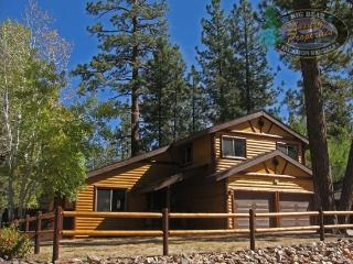 Peaceful Retreat Cabin a beautiful, peaceful, tranquil yet centrally located Vacation Cabin in Big Bear. - Sugarloaf vacation rentals