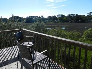 3br/2.5ba - Beautiful Marsh Views - Tybee Island - Southern Georgia vacation rentals