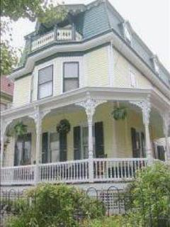 Front of House - The Breakers - Cape May - rentals