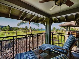 Exquisite Three Bedroom, Three Bath Oceanview Halii Kai (Resort Fees Incl.) - Waikoloa vacation rentals