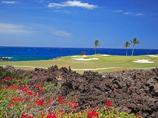 SPRING SPECIAL 7TH NIGHT FREE-Ocean front overlooking Signature Hole! - Kohala Ranch vacation rentals