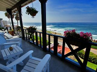 Stay on the sand at Windansea Beach - spectacular panoramic ocean views - La Jolla vacation rentals