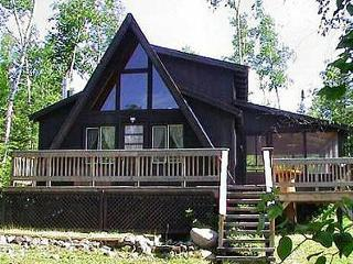 2 Bedroom Cabin North of Ely in the Woods - Ely vacation rentals