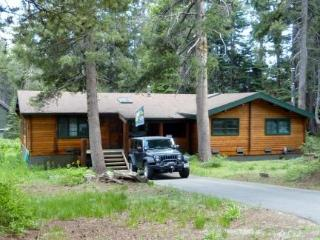 Bear Valley, 4BR Cedar Log Cabin - Bear Valley vacation rentals