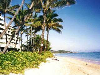 Oceanfront Apartment 707 in Punaluu Oahu Hawaii - Oahu vacation rentals