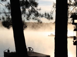 2 bedroom cottages on sandy shores of Kushog Lake - Minden vacation rentals