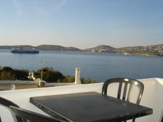 Apartment with Panoramic Sea View for 2-4 persons - Paros vacation rentals