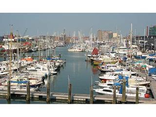 touristic Yacht harbour with restaurants - Cozy apartment with privat garden by beach/sea - The Hague - rentals