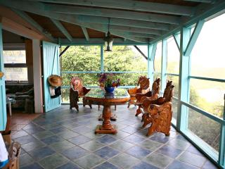 Honeymoon Hikers Cottage- Coral Bay,USVI- St. John - Coral Bay vacation rentals
