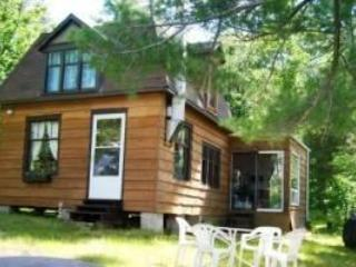 Cottage overlooking main expanse of Sand Lake - 3-Acre Island All to Yourself!! - Rideau Lakes - rentals
