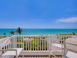 Luxury Beach Front Villa with Pool, Captiva Island - North Captiva Island vacation rentals