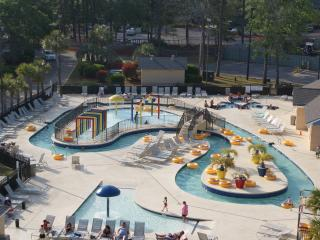 Oceanview 2 Bedroom Condo with Balcony Bar at Myrtle Beach Resort - Myrtle Beach - Grand Strand Area vacation rentals