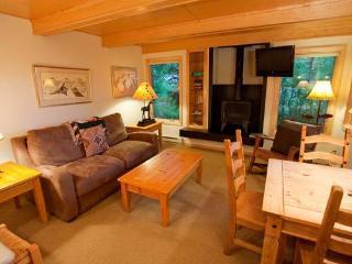 1 bed /1 ba- LA CHOUMINE #4 - Teton Village vacation rentals