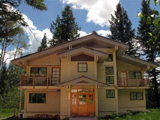 5 bed /5.5 ba- VILLAGE HOUSE - Teton Village vacation rentals