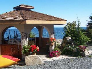 2 bdrm beachfront 3rd nite FREE clam/oyster kayaks - Qualicum Beach vacation rentals