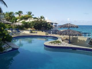 Tree Frog Villa - Oceanfront - 2 Bedrms & 2 Baths - Simpson Bay vacation rentals
