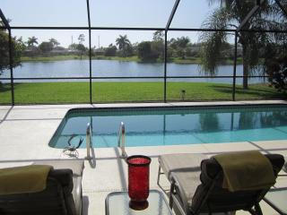 A Stunning Lake View with Sunny Pool and Lanai - Naples vacation rentals