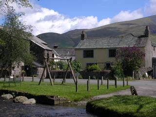 Village cottage, log fire,stream,ducks-BrookHouse1 - Keswick vacation rentals