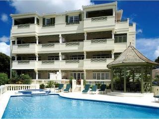 Bldg 2 from pool - Summerland Villas, Barbados, 4 BR Penthouse - Prospect - rentals