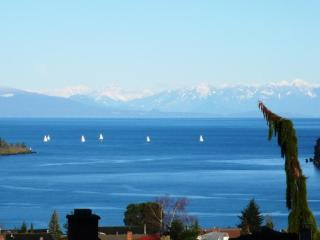 Air-conditioned 3 BR view suite for 6 - Nanaimo vacation rentals