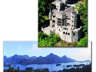 Highlands Castle - overlooking Lake George, NY - Adirondack vacation rentals