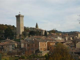 Medieval, Provencal 2 Bedroom Village House (Lavender Alps) - Luberon vacation rentals