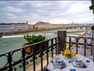 Cestello's Terrace - Lungarno Soderini - Florence vacation rentals
