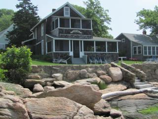 Charming Waterfront Beach Cottage-WOW! Sunsets - Clinton vacation rentals