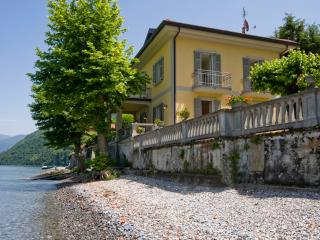 Villa on Lake Como with Pebble Beach - Villa Renzo - Lezzeno vacation rentals