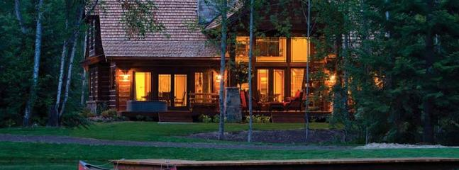 Stunning Setting - Stunning New Lodge Home at the Idaho Club - Sandpoint - rentals