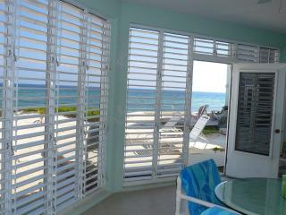 Beachfront ground floor condo rental The Laurelei - Grand Cayman vacation rentals