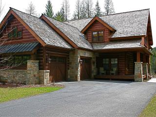 Stunning New Lodge Home at the Idaho Club - Clark Fork vacation rentals